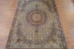 7x10 Handmade Persian Mood area rug