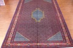 7x10 Handmade Persian Ardebil area rug