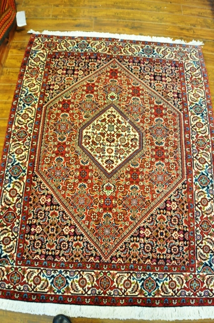 Bidjar 3x5 wool area rug
