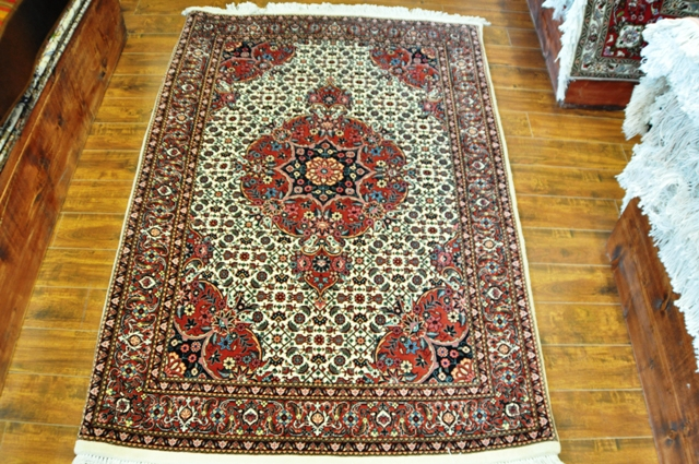Bidjar 3x5 wool handmade Persian rug
