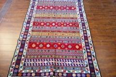 Sumak 3x5 100% wool rug