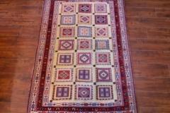 Kilim Gabeh 3x5 wool rug