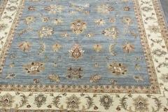 Chobi 5x8 wool area rug