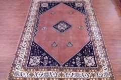 7x10 Handmade Persian Shiraz area rug